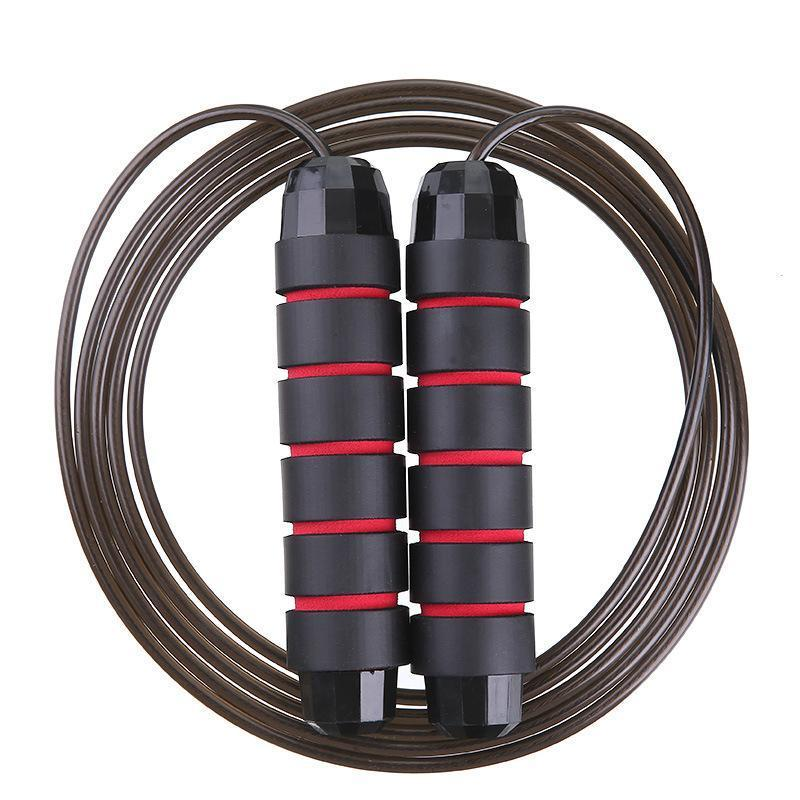 Fitness Weight Loss Fitness Training Yoga Slimming Sports Physical Exercise Diamond Wire Bearing Jump Rope