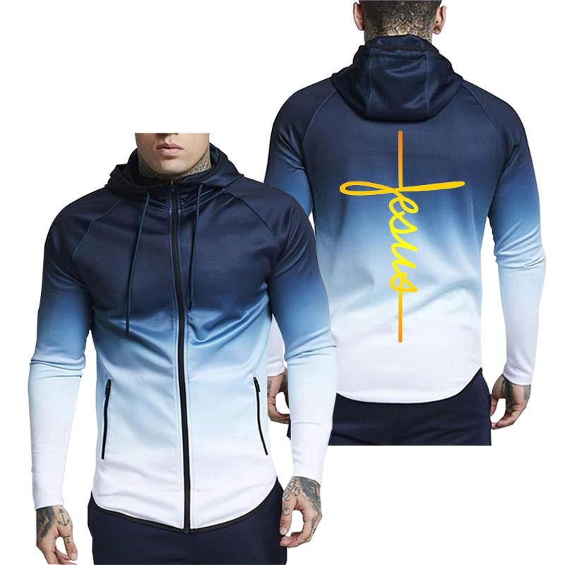 Men's New In Fashion Long Sleeves Hoodies Tops