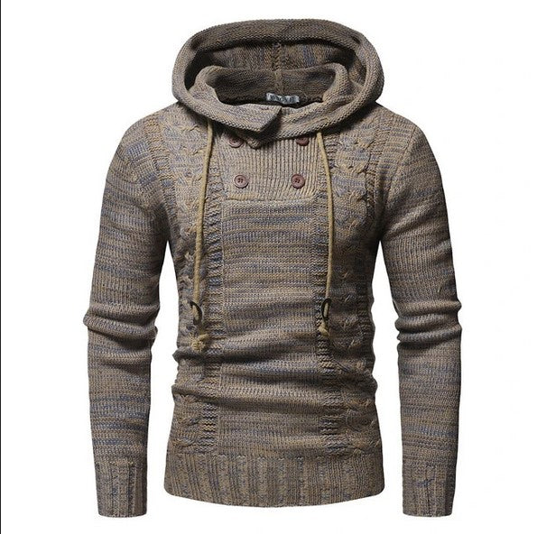 Casual Outdoors Hoodie Sweater