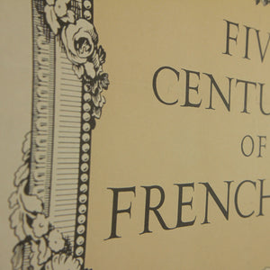 Five Centuries French Art 1932