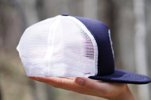 BKR Everywhere Hat Navy/White