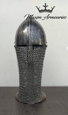 Viking Helmet - Conical