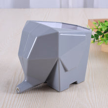 Load image into Gallery viewer, Designer Elephant Cutlery Holder