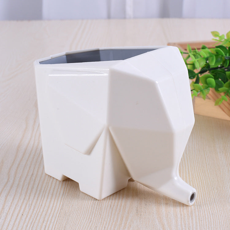 Designer Elephant Cutlery Holder