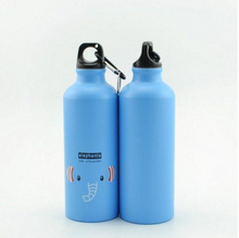 Load image into Gallery viewer, Cartoon Elephant Sports Bottle