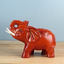 Load image into Gallery viewer, Rosewood Lucky Elephant Pair