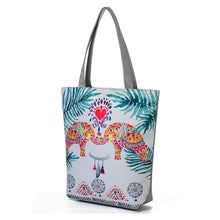 Load image into Gallery viewer, Elephant Hug  Tote Bag