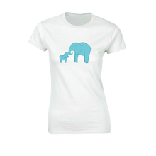 Load image into Gallery viewer, Elephant Hug T-shirt