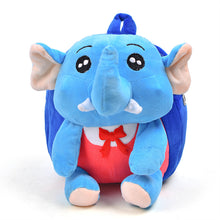 Load image into Gallery viewer, Baby elephant mini backpack