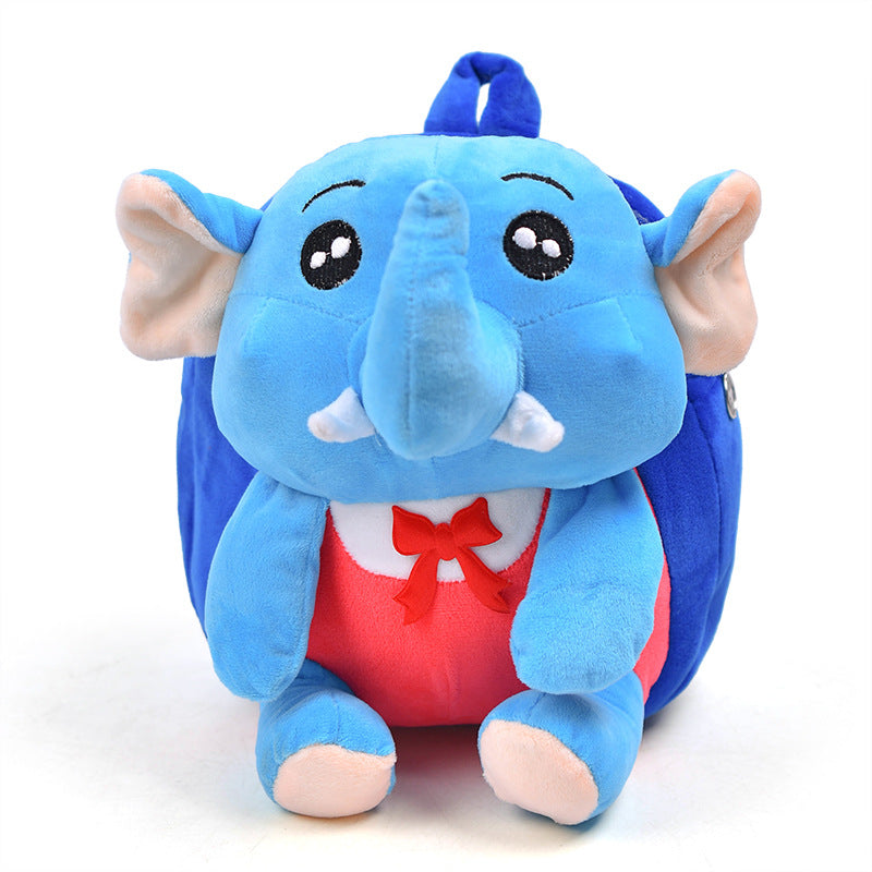 Baby elephant mini backpack