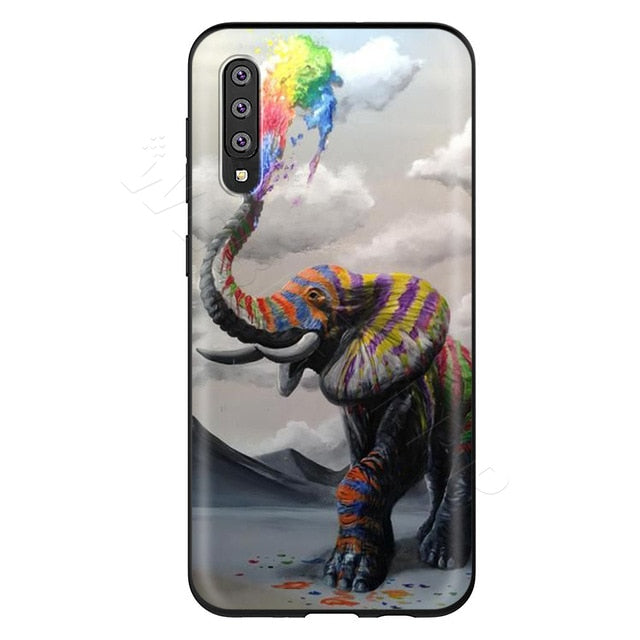 Fountain of Color Phone Case - Samsung