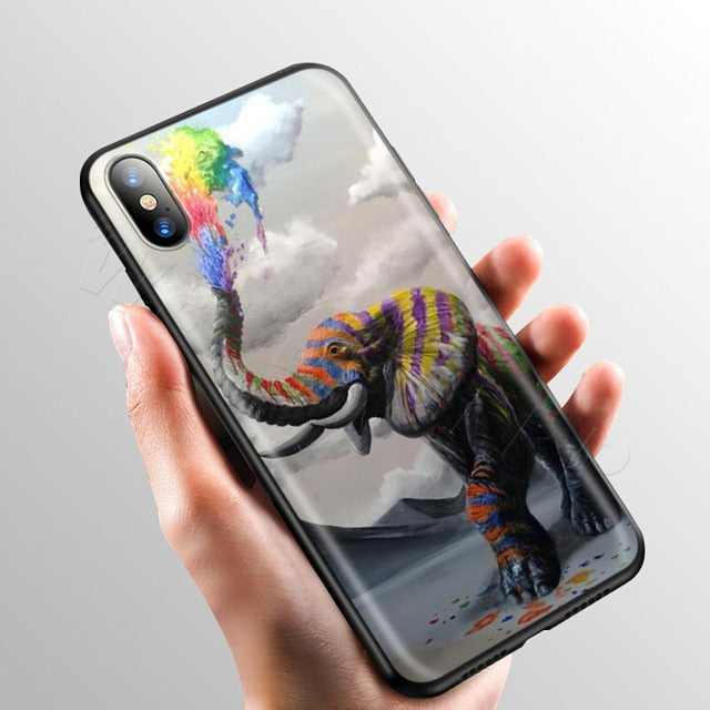 Fountain of Color Phone Case - iPhone