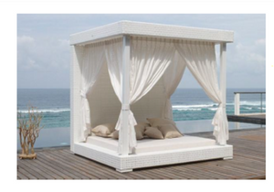 Royal Sun Bed Outdoor Lounge