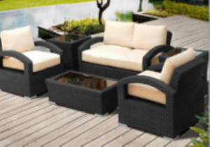 Marin 5 pcs Outdoor Collection