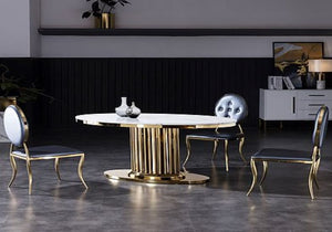 Luxe Dining Table Collection