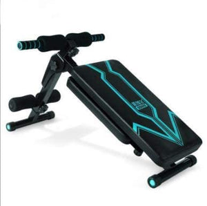 Multifunctional Supine Board sit-ups Fitness Equipment Home Abdominal Muscle Board Abdominal Web Folding sit-up Board
