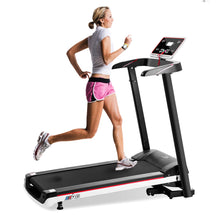 Load image into Gallery viewer, Electric Treadmill, Smart Digital Folding Treadmill for Home, Easy Assembly Fitness Exercise Equipment, Large Running Surface, 12 Preset Program Motorized Running Machine for Running & Walking, I7182