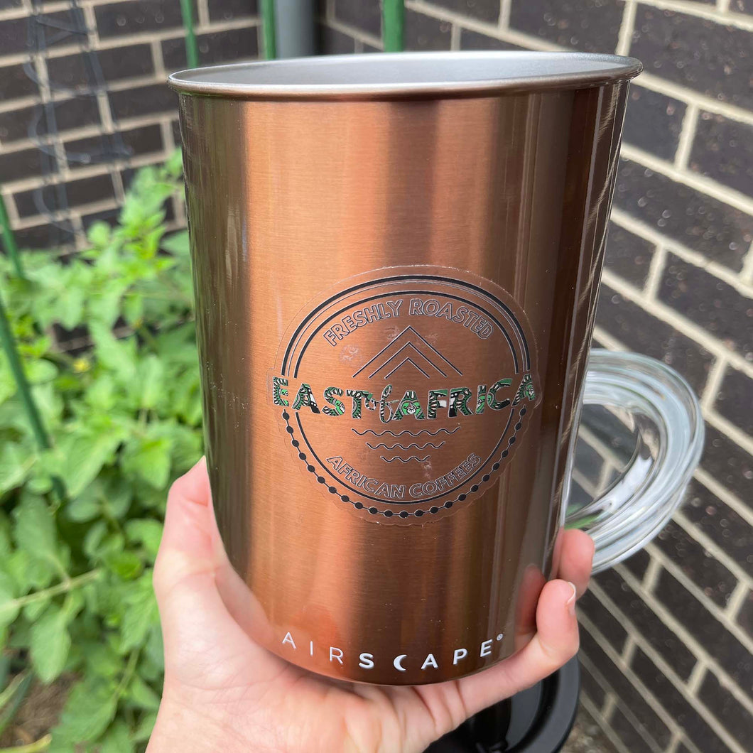 Airscape Coffee Storage Canister