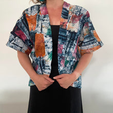 Load image into Gallery viewer, Tanzanian Batiki Jacket 20/03