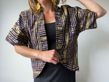 Load image into Gallery viewer, Tanzanian Batiki Jacket 21/07