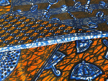 Load image into Gallery viewer, Kitenge Fabric 21/09