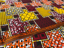 Load image into Gallery viewer, Kitenge Fabric 21/11