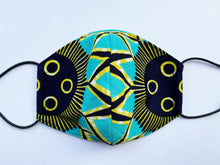 Load image into Gallery viewer, East African Fabric Face Mask 2020/35