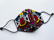Load image into Gallery viewer, East African Fabric Face Mask 2020/56