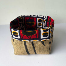Load image into Gallery viewer, Umoja SMALL Storage Basket 21/02