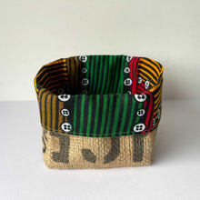 Load image into Gallery viewer, Umoja SMALL Storage Basket 21/05