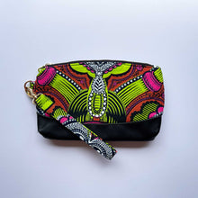 Load image into Gallery viewer, Wax Print Clutch Bag 2020/02
