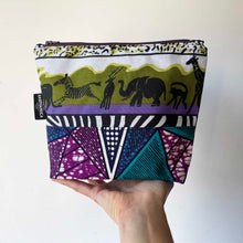 Load image into Gallery viewer, RESERVED Umoja ZIPPY Bag 21/15