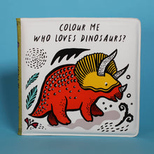 Last inn bildet i Galleri-visningsprogrammet, Colour Me: Who loves dinosaurs