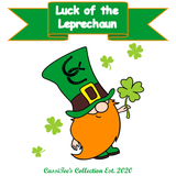 St. Patrick's Day - Luck O' The Leprechaun T-shirt