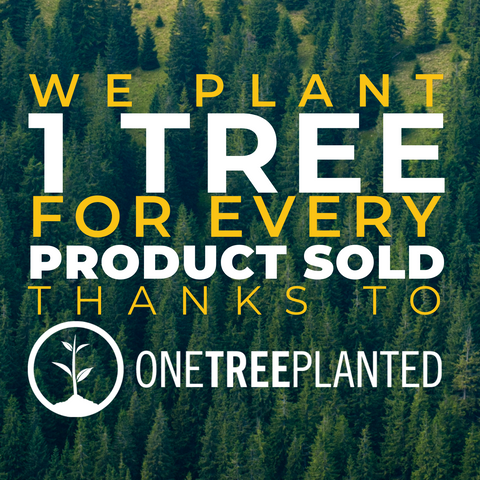 Gaia Fine Foods - We plant 1 tree for every product sold