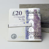 Sterling Silver Slimline Moneyclip