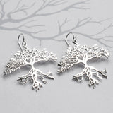 Silver Bonsai Tree Jewellery by Martha Jackson