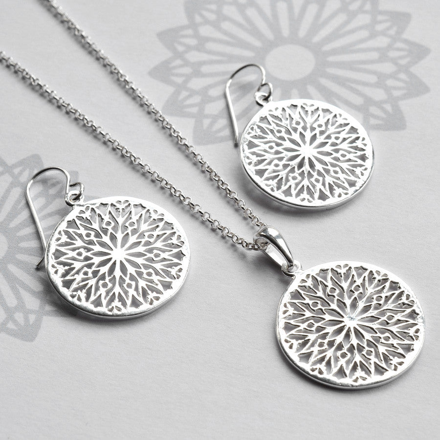 Snowflake Jewellery by Martha Jackson
