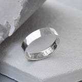 Sterling Silver Promise Rings