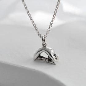 Sterling Silver Kapotasana Necklace