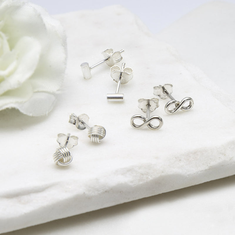 Little Stud Earrings Pack