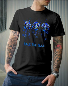 Back The Blue Classic T-Shirt