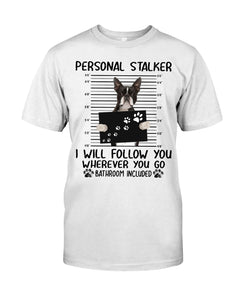 Boston Personal Stalker - Standard T-shirt