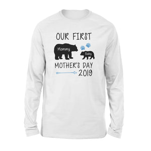 Our First Mother's Day Long Sleeve - Family Presents