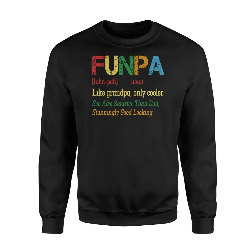 Funpa Fleece Sweatshirt - Family Presents