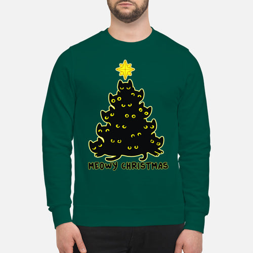 Meowy Christmas - Standard Long Sleeve