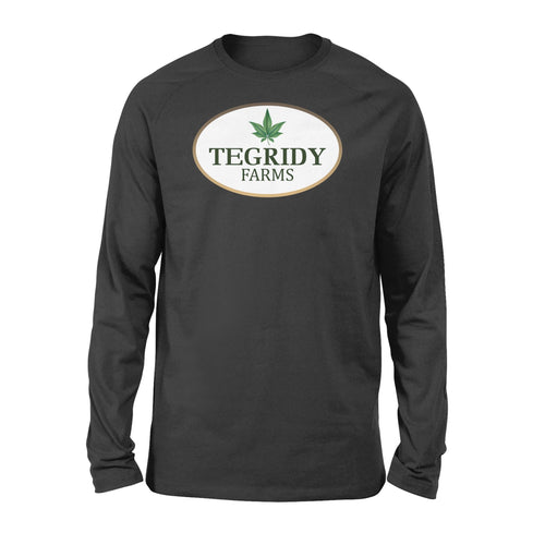 Tegridy Farms - Standard Long Sleeve - Family Presents