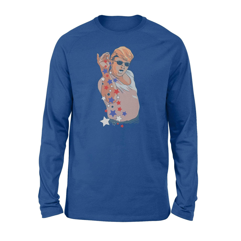 American Snowflakes Long Sleeve - Family Presents