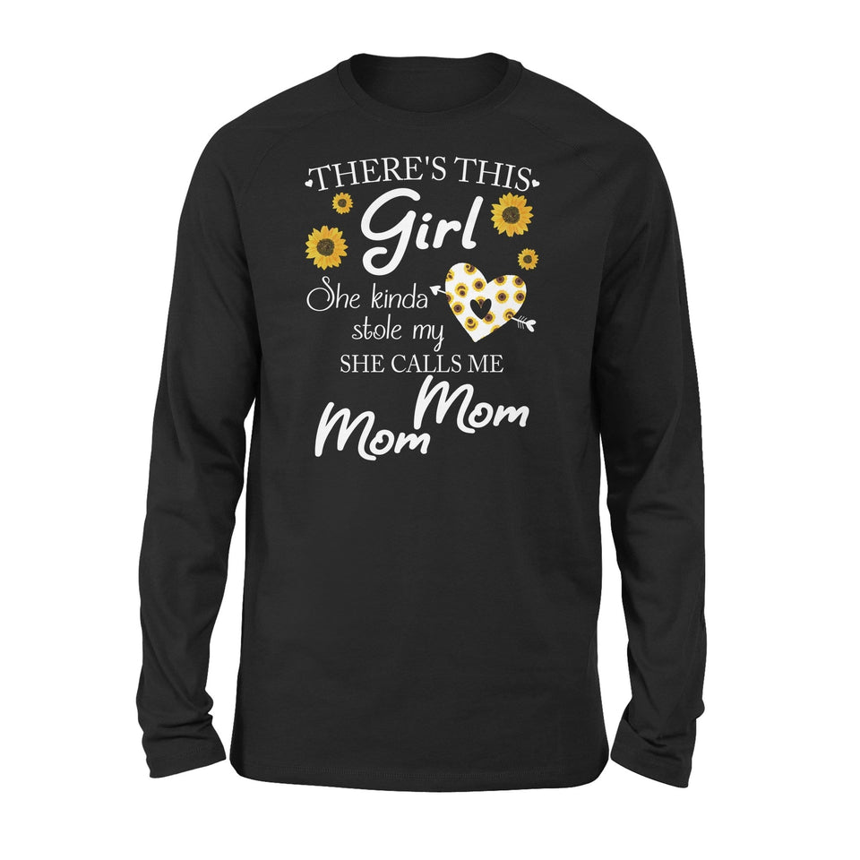 She Calls Me Mimi Long Sleeve - Family Presents