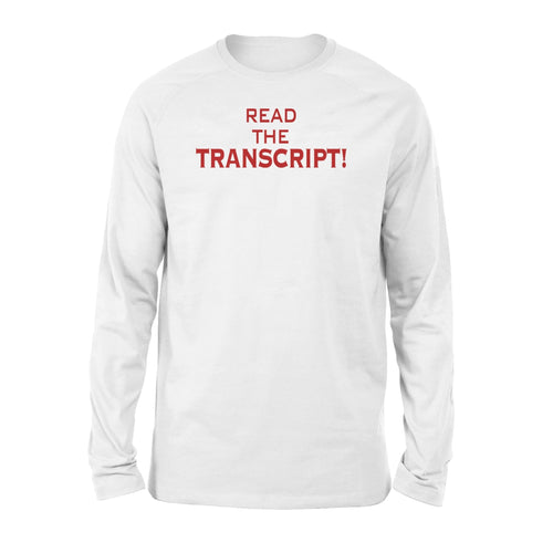 Read the Script - Standard Long Sleeve - Family Presents
